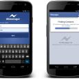 Noua versiuneFacebook Android Messenger primeste un update interesat si anume faptul ca acum te poti loga doar utilizand numele si numarul de telefon, fara a avea un […]