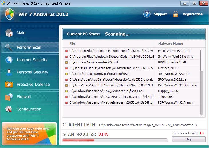 Pe internet exista foarte multe programe antivirus false, care incearca in mod agresiv sa va determine sa le cumparati, sub falsul pretext ca calculatorul dumneavoastra este infectat. Acesti […]