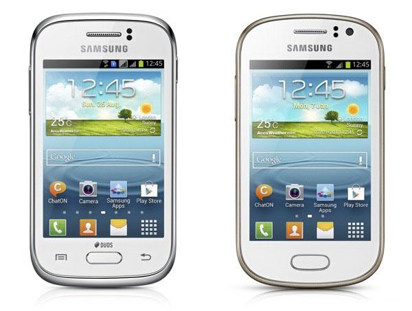 samsung new smartphones